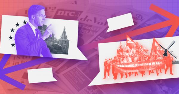 Ruime verdubbeling van populistisch taalgebruik in vijf grootste Nederlandse kranten