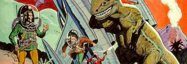 Wally Wood - Weird Science Original Cover Art