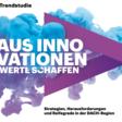 """Accenture Trendstudie """"Aus Innovationen Werte schaffen"""""""