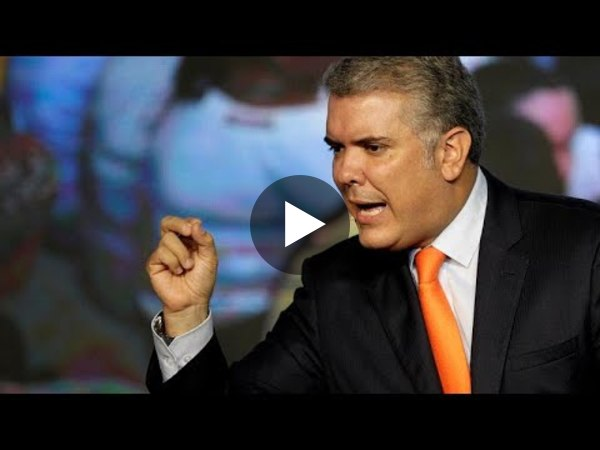 Colombia hoping to be 'Latin American Silicon Valley,' president tells Euronews