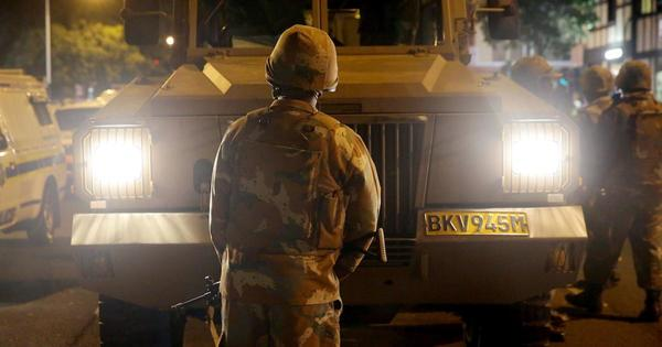 Troops on the ground in Western Cape hotspots | eNCA