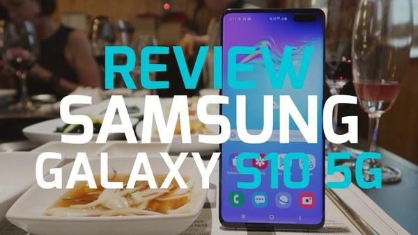 Samsung Galaxy S10 5G: dé 5G smartphone die niet in Nederland verschijnt