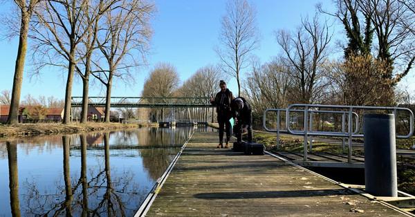 BlueWalks: wandelen en drones in het Blauwe Park