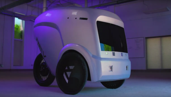 Refraction Launches Three-Wheeled Delivery Robot That's Bigger Than a Rover, but Smaller Than a Car