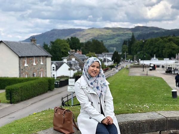 June weekend trip to Edinburgh and the Scottish highlands!