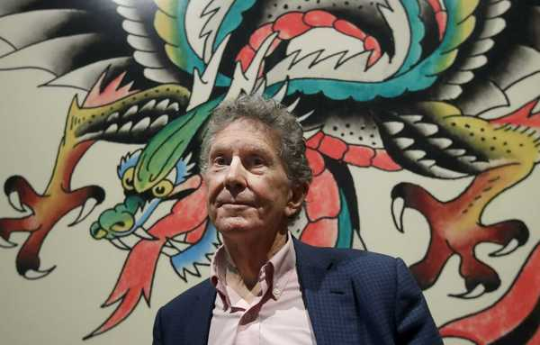 California exhibit paints Ed Hardy as artist, tattoo pioneer - Alton Telegraph