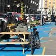 """Prolungata la sperimentazione al Trotter, in arrivo nuovi progetti di """"urbanismo tattico"""""""