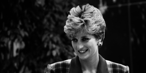 Princess Diana is Britain's most mourned celebrity
