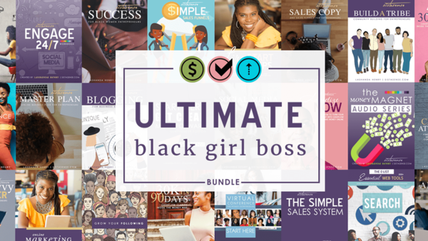 Start your online business today! Black Girl Boss is here to help.