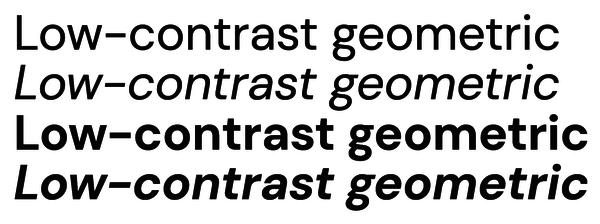 DM Sans (Google)