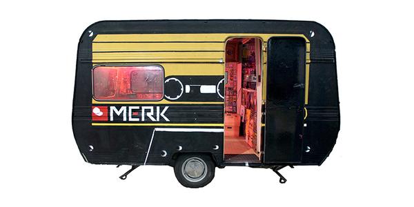 Kunstcaravans: als slaapplek of eyecatcher - EventGoodies