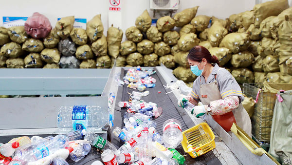 Eco-dictatorship: Shanghai grapples with strict new recycling laws