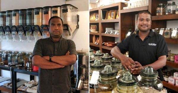Tamil Nadu's first zero-waste grocery store