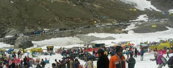 Himachal hills feel the heat too, but in different ways