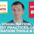 Growth Tribe: Data Visualization, UX Best Practices, Lead Generation Tools & More
