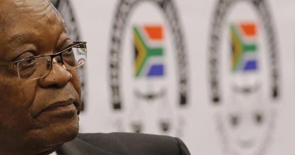 Zuma reconsiders state capture testimony | eNCA