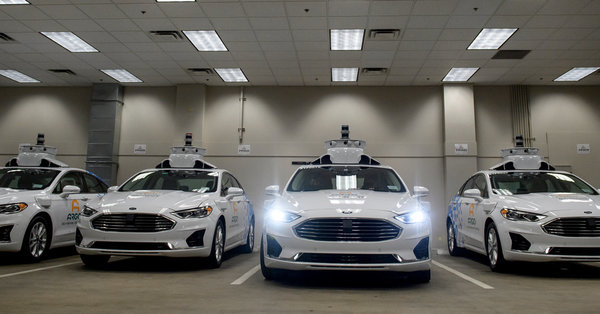 Despite High Hopes, Self-Driving Cars Are 'Way in the Future'