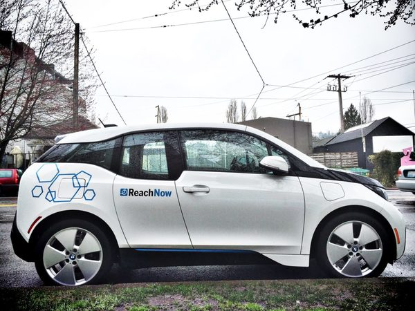 BMW ReachNow car-sharing service shuts down in Seattle and Portland following joint venture deal