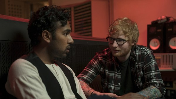 Pictured: Himesh Patel and that guy from Game of Thrones.