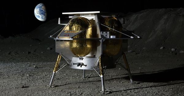 Space Startups See Big Payouts in New Push to the Moon