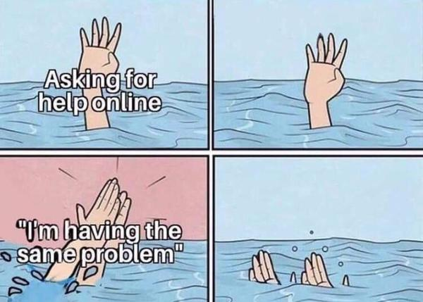 Have you ever felt like this online? - Credit: Reddit/u/Burrito001