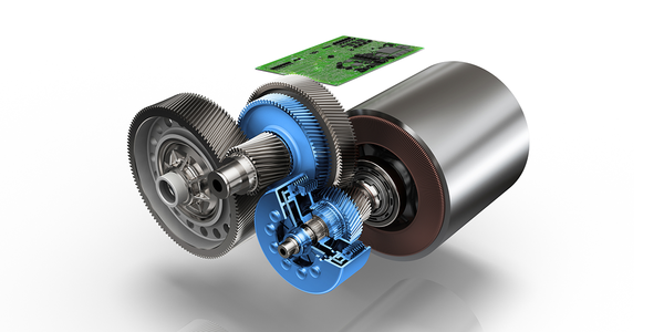 ZF stellt Zwei-Gang-Antrieb für Elektroautos vor