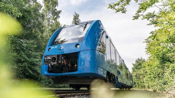 Wasserstoffzüge: Deutsche Städte ziehen Bilanz nach 100.000 Kilometern