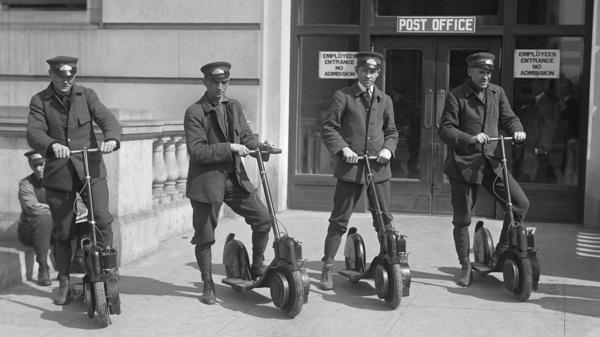 E-Scooter: Krupp wollte schon vor 100 Jahren Vorgänger etablieren