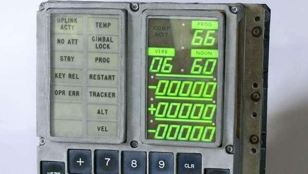 Technik hinter der Mondlandung: Dieser Mini-Rechner brachte die USA auf den Mond