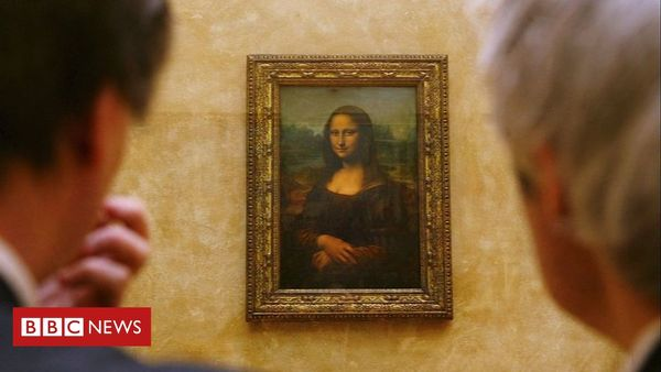 Das passiert hinter den Kulissen, wenn die Mona Lisa umzieht