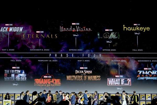 La Fase 4 de Marvel demuestra que las series de Disney+ sí importan