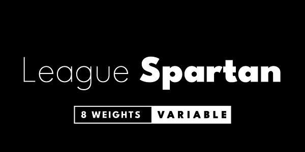 League Spartan Variable