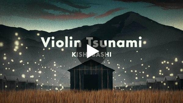 Kishi Bashi - Violin Tsunami (Official Video)