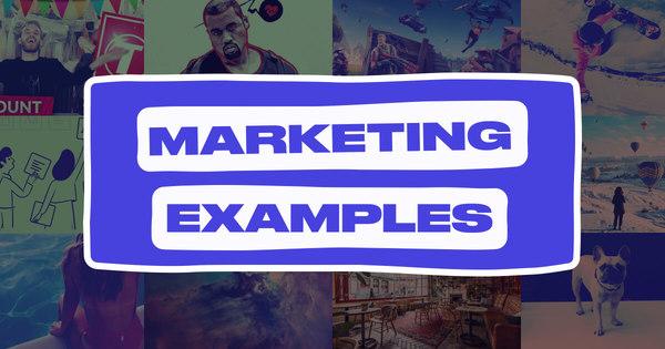 Real world marketing case studies