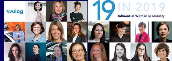 Influential Women in Mobility - Vulog