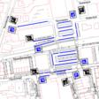 'Blauwe zone' voor Noord- en Zuidplein