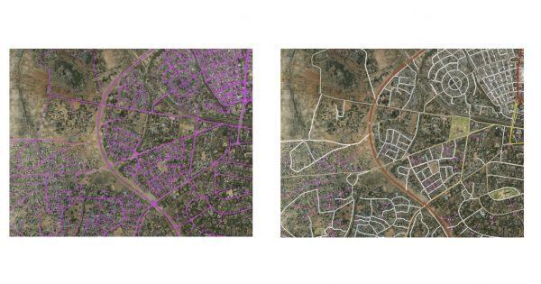Facebook entdeckt Straßen auf Satellitenbildern mit künstlicher Intelligenz