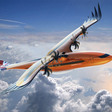 Airbus onthult vogelachtig concept voor hybride elektrisch vliegtuig - WANT