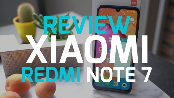 Xiaomi Redmi Note 7 review: beste budgetsmartphone