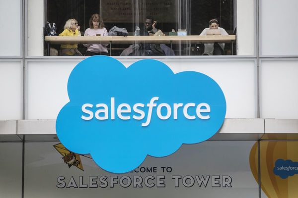Salesforce Enters China Amid Trade War, With Alibaba's Help