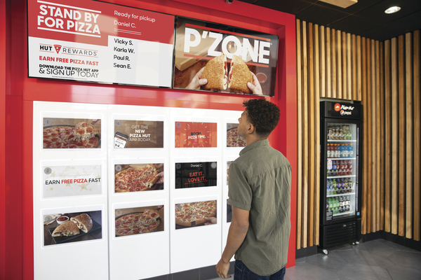 Pizza Hut Testing Brightloom's Cubby Technology in Los Angeles