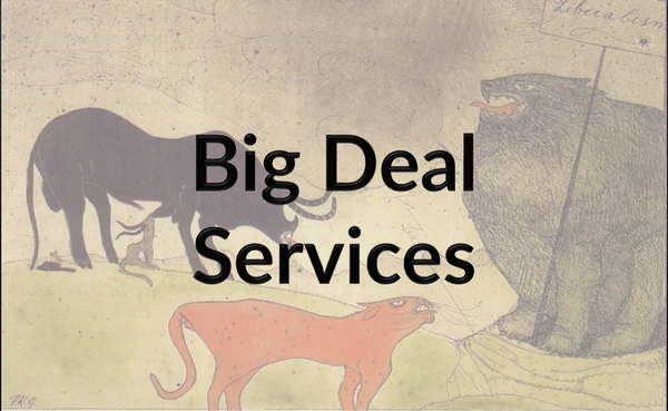 Big Deal Services - BDS ® - vonGammCom Global