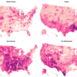 'Duck Dynasty' vs. 'Modern Family': 50 maps of the U.S. cultural divide