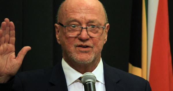 Hanekom's future to be discussed at ANC NEC meeting | eNCA