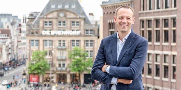 Marc van Agteren (CEO Usabilla)