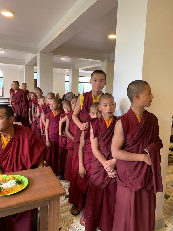 The Lotus Light Dharma School in Chapagaon, Nepal