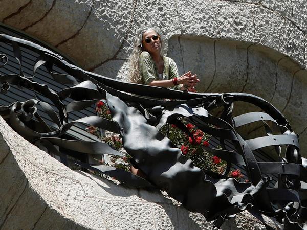 Wie es ist, in einem Gaudi-Haus zu wohnen