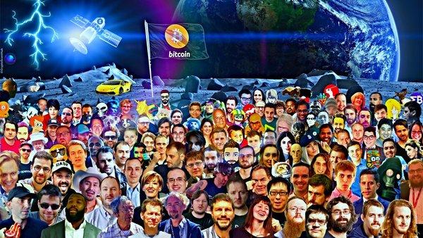 Missed @CryptoScamHub's Moon landing homage last week!
