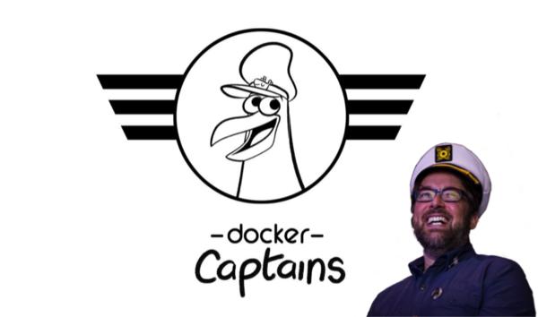 Docker Captains, All Week!