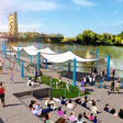 Envisioning the revitalized design of the Old Sacramento riverfront